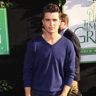 Spencer Boldman in The World Premiere of The Odd Life of Timothy Green - Arrivals