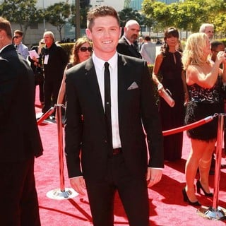 Spencer Liff in 2012 Creative Arts Emmy Awards - Arrivals
