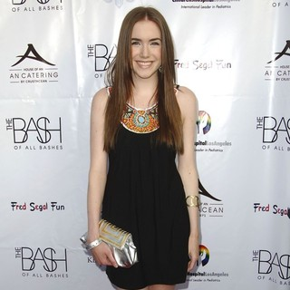 Spencer Locke in Children's Hospital Los Angeles Benefit The Bash - Arrivals
