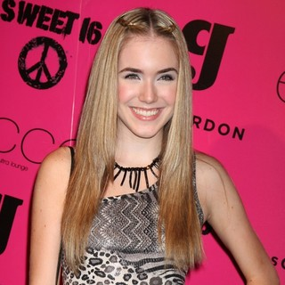Spencer Locke in Spencer Locke Sweet 16 Birthday Party