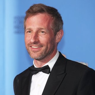 Spike Jonze in 71st Annual Golden Globes - Press Room
