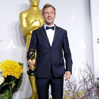 Spike Jonze in The 86th Annual Oscars - Press Room