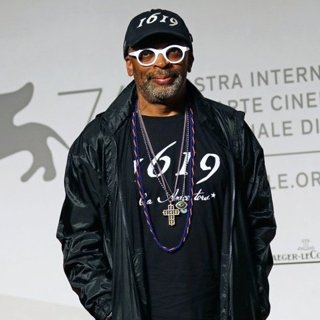 Spike Lee in The American Skin Screening During The 76th Venice Film Festival - Red Carpet