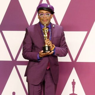 Spike Lee in 91st Annual Academy Awards - Press Room