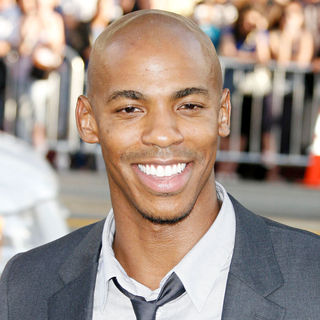 "Mehcad Brooks in Los Angeles Premiere of Warner Bros. Pictures ""Splice"""