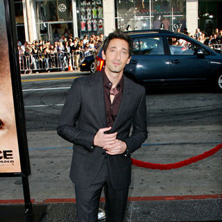 "Adrien Brody in Los Angeles Premiere of Warner Bros. Pictures ""Splice"""