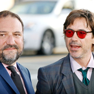 "Joel Silver, Robert Downey Jr. in Los Angeles Premiere of Warner Bros. Pictures ""Splice"""