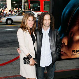 "Lyndie Benson, Kenny G in Los Angeles Premiere of Warner Bros. Pictures ""Splice"""