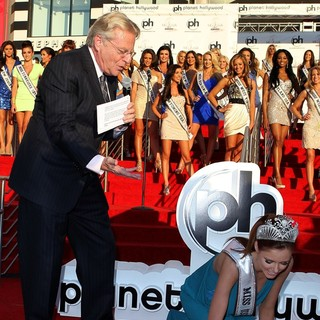 Jerry Springer in 2012 Miss USA Official Welcome Event - springer-campanella-2012-miss-usa-official-welcome-event-02