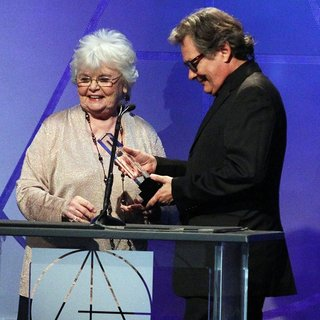 June Squibb, K.K. Barrett in 18th Annual Art Directors Guild Excellence in Production Design Awards - Show