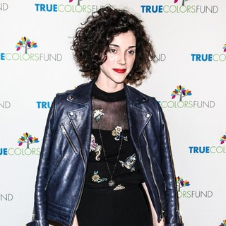 St. Vincent in Cyndi Lauper and Friends: Home for The Holiday's Concert - Arrivals