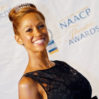 Stacey Dash in The 21st Annual NAACP Theatre Awards