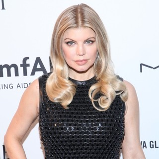 Stacy Ferguson in 3rd Annual amfAR Inspiration Gala - Arrivals