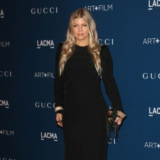 Stacy Ferguson in LACMA 2013 Art and Film Gala Honoring Martin Scorsese and David Hockney Presented by Gucci