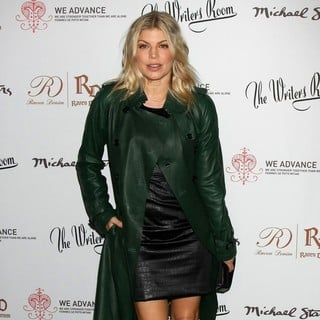 Stacy Ferguson in The We Advance Fundraising Event Hosted by Maria Bello