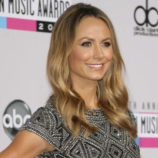 Stacy Keibler in The 40th Anniversary American Music Awards - Arrivals