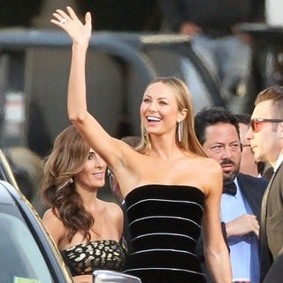 Stacy Keibler in 70th Annual Golden Globe Awards - Arrivals