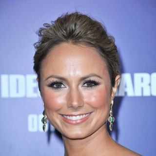 Stacy Keibler - The Premiere of The Ides of March - Arrivals
