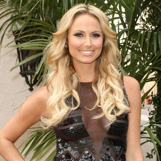 Stacy Keibler in Spike TV's 5th Annual 2011 Guys Choice Awards - Arrivals