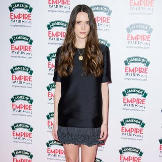Stacy Martin in The Jameson Empire Awards 2014 - Arrivals