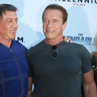 Sylvester Stallone - The 67th Annual Cannes Film Festival - The Expendables 3 - Photocall