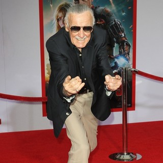 Stan Lee in Iron Man 3 Los Angeles Premiere - Arrivals