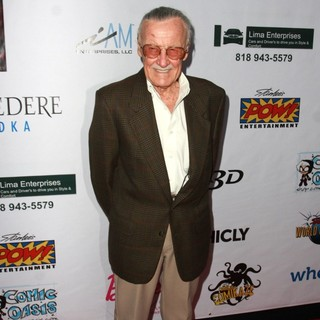 Stan Lee in The Premiere of With Great Power: The Stan Lee Story