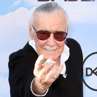 Stan Lee in Los Angeles Premiere of Spider-Man: Homecoming