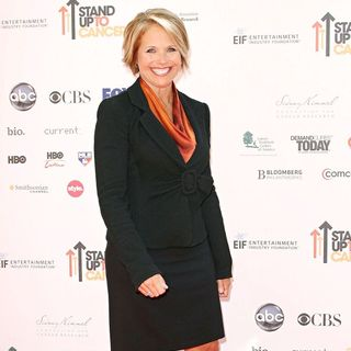 Katie Couric in 2010 Stand Up To Cancer - Arrivals - standup2cancer_021_wenn5539922