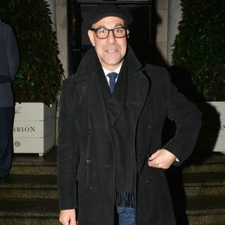 Stanley Tucci in Stanley Tucci at The Merrion Hotel