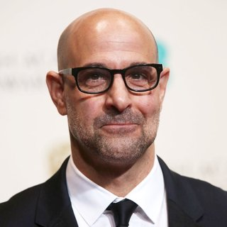 Stanley Tucci in EE British Academy Film Awards 2014 - Press Room