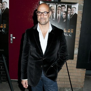 Stanley Tucci in Premiere of Margin Call - Outside Arrivals