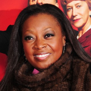 Star Jones in The Hitchcock Premiere