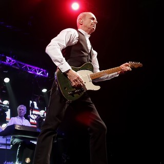 Andy Bown, Francis Rossi, Status Quo in Status Quo Performing