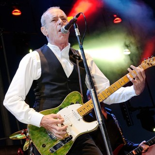 Francis Rossi, Status Quo in The Amp It Up - The Riviera Rock Festival Live