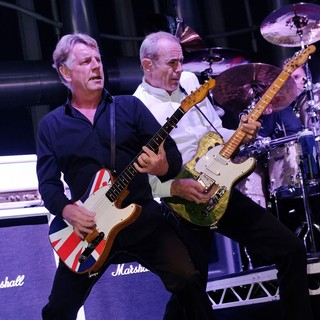 Rick Parfitt, Francis Rossi, Matt Letley, Status Quo in The Amp It Up - The Riviera Rock Festival Live