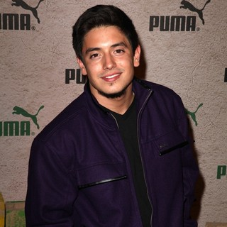 Stefano Langone in PUMA Presents Riddim and Run Benefiting Soles4Souls - Arrivals