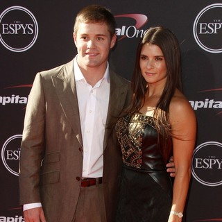 Ricky Stenhouse, Jr., Danica Patrick in The 2013 ESPY Awards