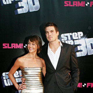Sharni Vinson, Rick Malambri in World Premiere of 'Step Up 3-D' - Arrivals