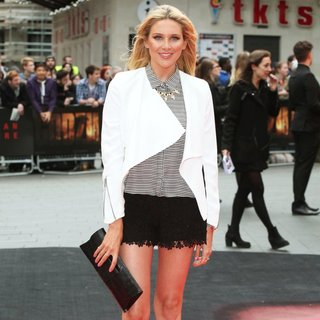 Stephanie Pratt in European Premiere of Godzilla - Arrivals