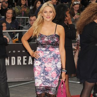 Stephanie Pratt in The World Premiere of San Andreas - Arrivals
