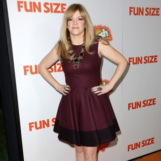 Stephanie Savage in The Premiere of Paramount Pictures' Fun Size - Arrivals