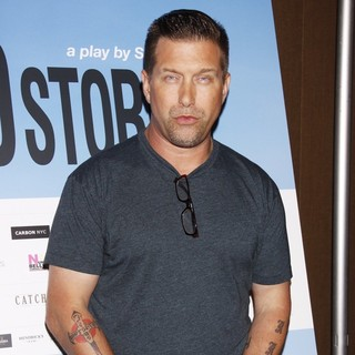 Stephen Baldwin in Reading of Sarah Tuft's 110 Stories - A Benefit for New York Says Thank You Foundation - Arrivals