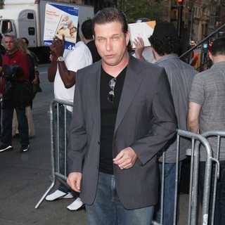 Stephen Baldwin in The New York Premiere of Safe - Arrivals