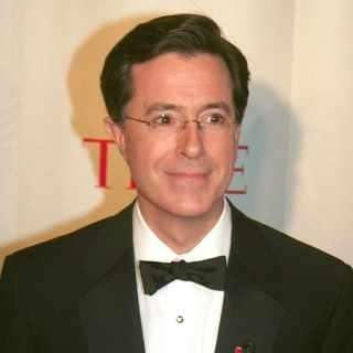 Stephen Colbert in Time Magazine's 100 Most Influential People 2006 - Arrivals