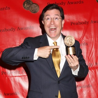 Stephen Colbert in 67th Annual Peabody Awards