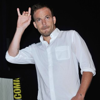 Stephen Dorff in Comic Con 2011 - Celebrities at The Convention Centre - The Immortals Panel