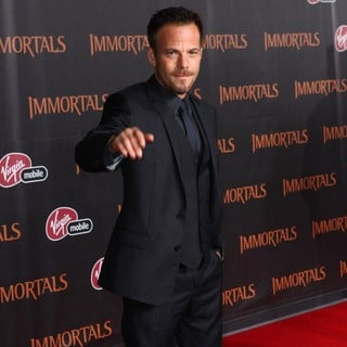 Stephen Dorff in Immortals 3D Los Angeles Premiere