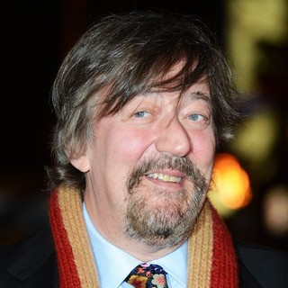 Stephen Fry in Les Miserables World Premiere - Arrivals