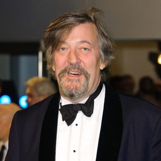 Stephen Fry in The Hobbit: An Unexpected Journey - UK Premiere - Arrivals